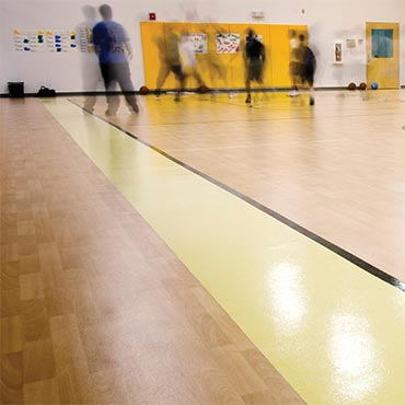Johnsonite Sports Flooring